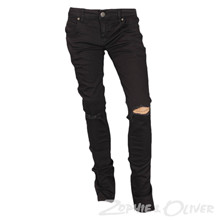 2171102 Hound XTRA SLIM knee cut  SORT