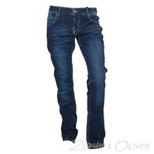 2990035-1 Straight jeans BLÅ
