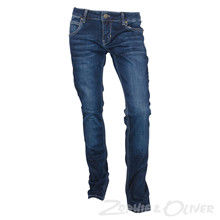 2990041-1 Hound Xtra slim Jeans MØRKEBLÅ