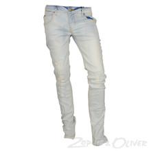 2180219 Hound Xtra Slim Jeans LYS BLÅ