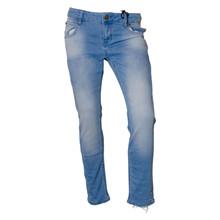 2180421 Hound Straight ankle jeans LYS BLÅ