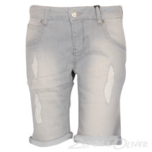 2170401 Hound Ripped Shorts GRÅ