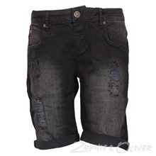 2170401 Hound Ripped Shorts SORT