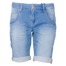 2190424 Hound Pipe Jog Shorts LYS BLÅ