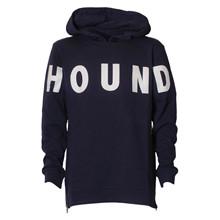 2180409 Hound Long Line Hoodie MARINE