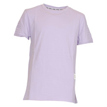 2180406 Hound long line t-shirt LILLA