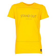 2180802 Hound Stand Out T-shirt ORANGE