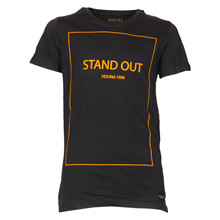 2180802 Hound Stand Out T-shirt SORT