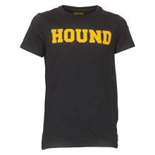 2190109 Hound T-shirt SORT