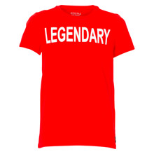 2190209 Hound Legendary T-shirt RØD