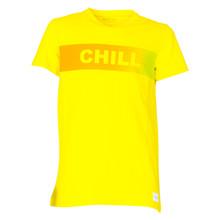 2190401 Hound T-shirt K/Æ GUL