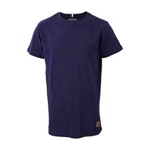 2190708 Hound T-shirt MARINE
