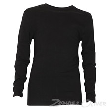 2990051 Hound Basic Tee L/S SORT