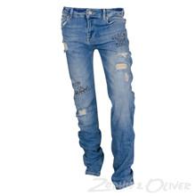 13575 Costbart Enrico jeans BLÅ