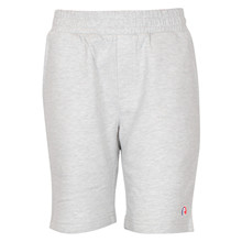 14273 Costbart Flann Sweat Shorts GRÅ