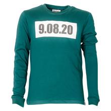 13956 Costbart Derek Bluse GRØN