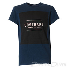 13306 Costbart Them T-shirt BLÅ