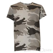 13293 Costbart Terkil   t-shirt GRÅ