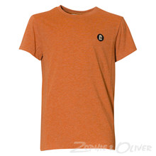 13291 Costbart Tau T-shirt ORANGE