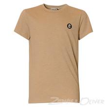 13291 Costbart Tau T-shirt SAND