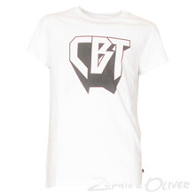 13485 Costbart Vadim T-shirt Rock Off white