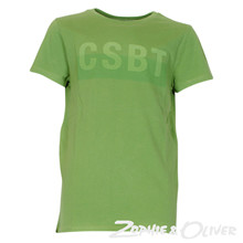 13542 Costbart Abbey T-shirt GRØN