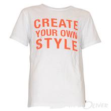 13580 Costbart Algar T-shirt HVID