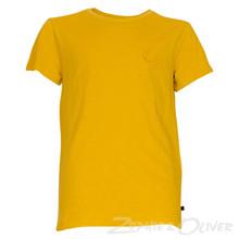 13577 Costbart Armin T-shirt GUL