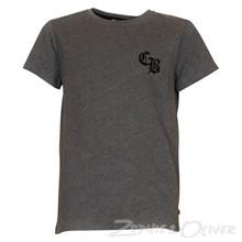 13577 Costbart Armin T-shirt KOKSGRÅ