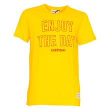 13871 Costbart Canton T-shirt GUL