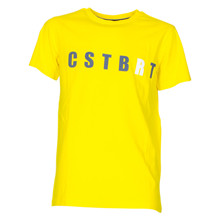 14074 Costbart Earl T-shirt K/Æ GUL