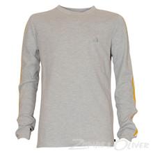 13583 Costbart Arden T-shirt L/Æ GRÅ