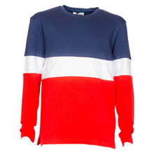 13912 Costbart Clint T-shirt L/Æ MULTI