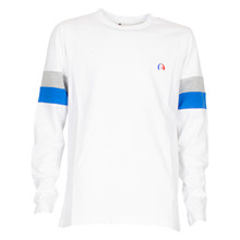 14099 Costbart Elliot T-shirt L/Æ HVID