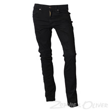 4210421 DWG Rage 421 Ripped jeans SORT