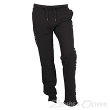 4302100 DWG Asger 100 Sweat pants SORT