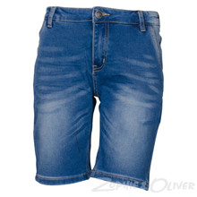 4104018 DWG Trevor 018 Shorts Mellemblå