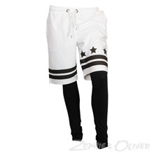 4303151 DWG Jamal 151 Sweat Shorts HVID