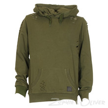 4505285 DWG Harvey 285 ripped sweat ARMY