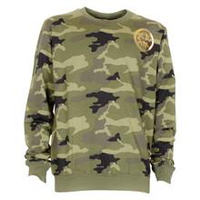 4509189 DWG Trey 189 Sweatshirt ARMY