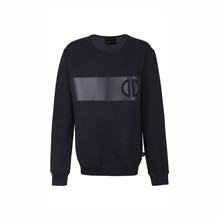 4710413 DWG Denzil 413 Sweatshirt  SORT