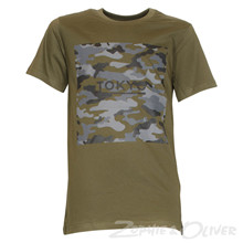 4208317 DWG Flosi 317 T-shirt  ARMY