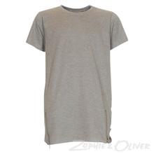 4208245 DWG Lasse 245 T-shirt  GRÅ