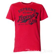 4208321 DWG Hamme 321 T-shirt RØD