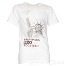 4208315 DWG Flosi 315 T-shirt HVID