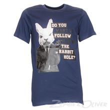 4208316 DWG Flosi 316 T-shirt MARINE