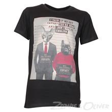 4210438 DWG Magnus 438 T-shirt SORT