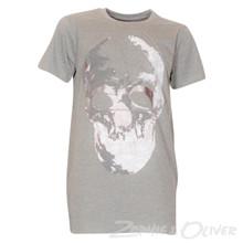 4210418 D-xel Casper 418 T-shirt GRÅ