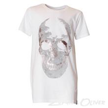 4210418 D-xel Casper 418 T-shirt HVID