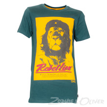 4210437 DWG Magnus 437 T-shirt GRØN